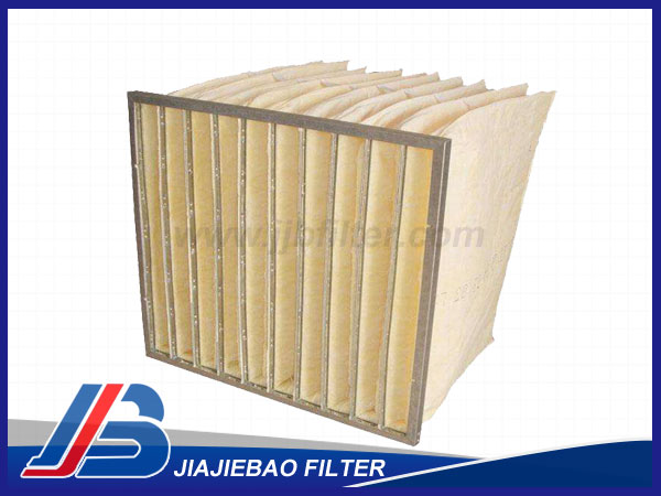 ZD系列通风用化纤(玻纤)袋式过滤器