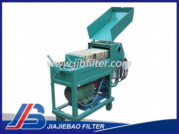 LY-150板框压力式滤油机