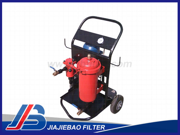 JJB-LYJ20A液压油滤油机