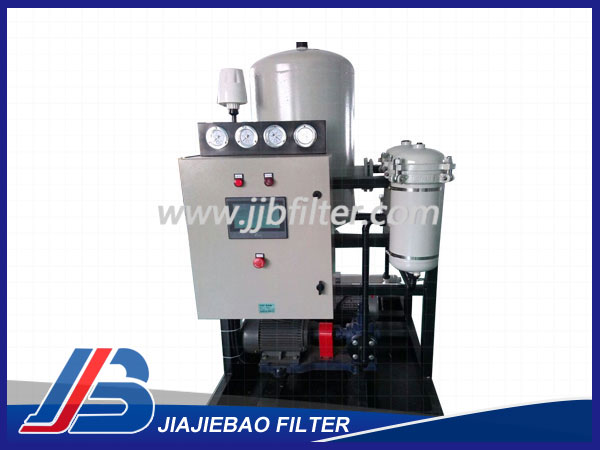 ZLYC-25双泵脱水真空滤油机