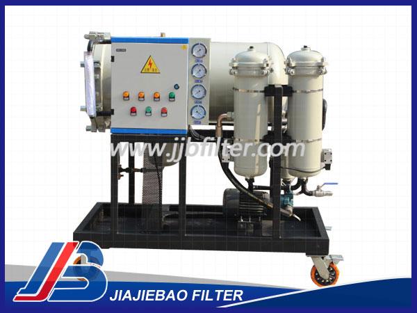 LYC-32J高效脱水聚结式滤油机