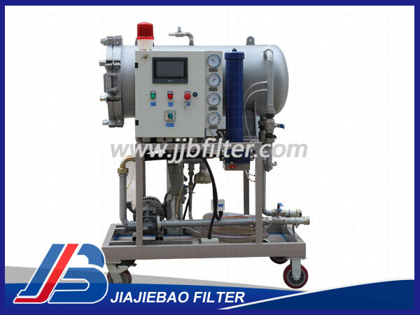 LYC-50J聚结脱水滤油机