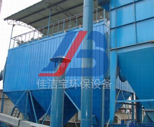 CPPC气箱脉冲布袋除尘器