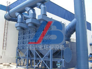 ES-C组合式滤筒除尘器