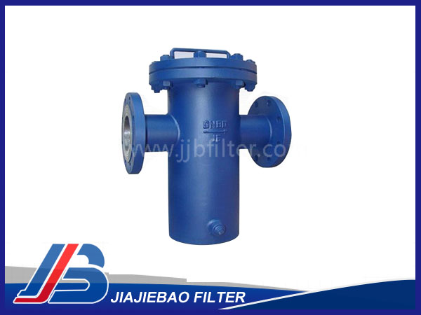 DN65篮式水过滤器