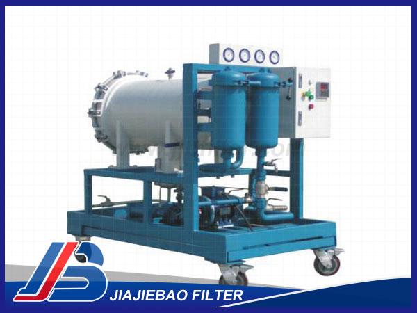 防爆聚结脱水滤油机JLYC-J-100