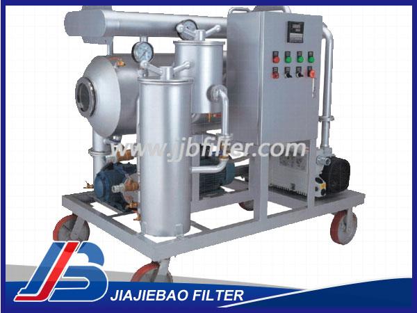 02.PEC8314-150高效滤油机