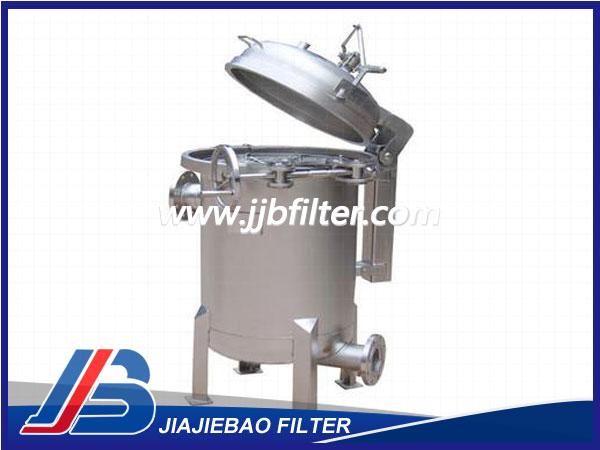 JJB-500不锈钢袋式过滤器