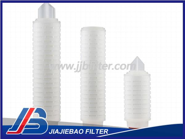 水过滤折叠滤芯JJB-PP聚丙烯折叠滤芯