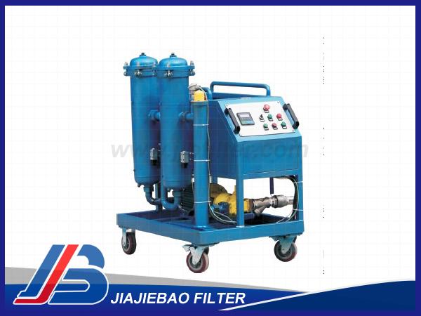 高固含量油滤油机LYC-G系列