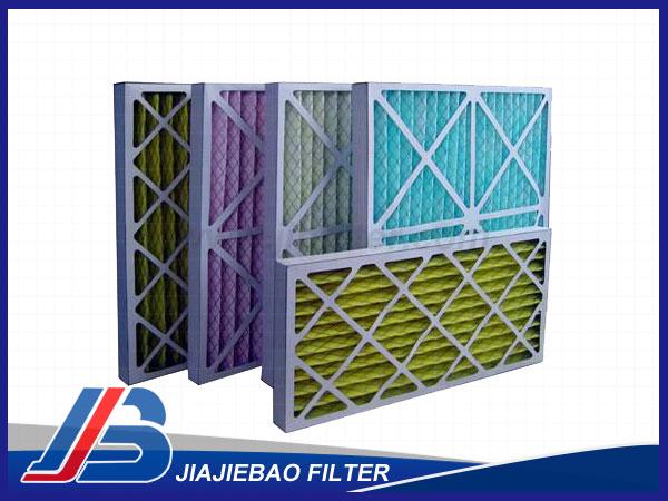595x595x96板框式空气过滤器
