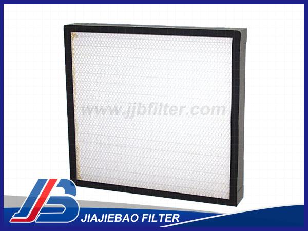 GBK系列高效无隔板板式空气过滤器