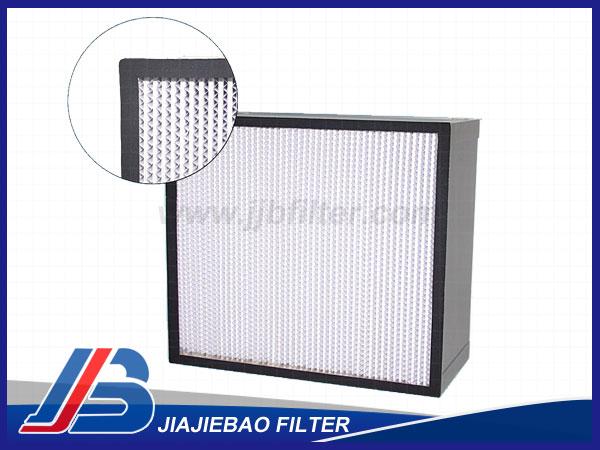 GSYK系列耐高湿高效有隔板空气过滤