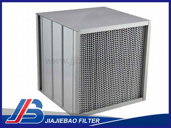 GWYK系列耐高温高效有隔板空气过滤