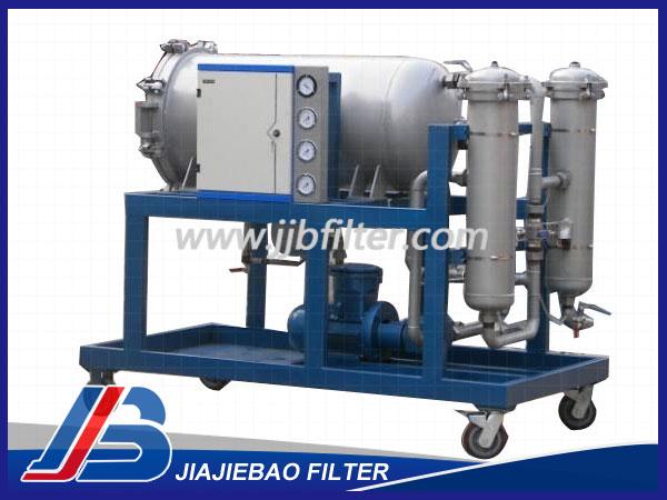 LYC-100J聚结式脱水滤油机