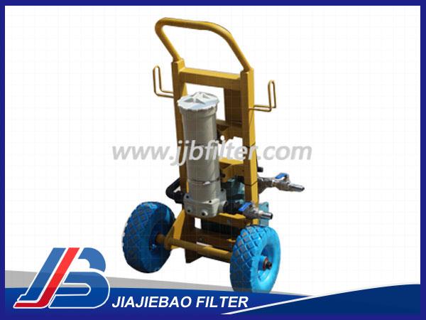 JJB-LYJ25推车式滤油机