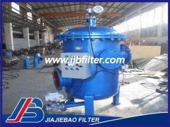 全自动刷式自清洗过滤器JJB-480-100