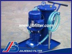 可移动液压油滤油车LUC-100*5
