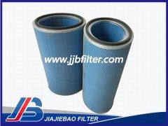 聚酯覆膜空气滤筒