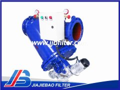 手摇刷式自清洗过滤器YS型