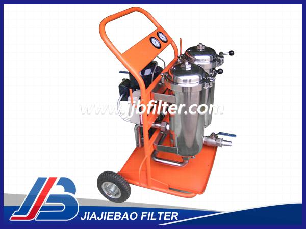 LYC系列液压滤油小车
