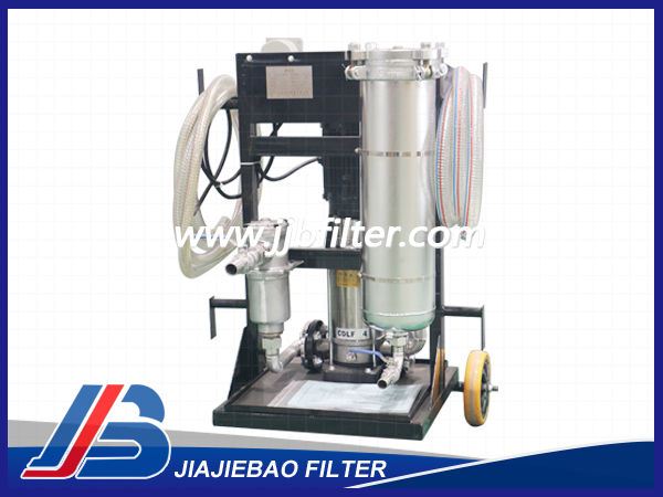 便移式滤油车LYC-A