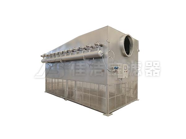 JJBZK系列自洁式空气过滤器