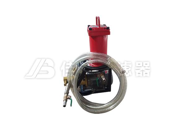 流量6L/min手提式滤油机