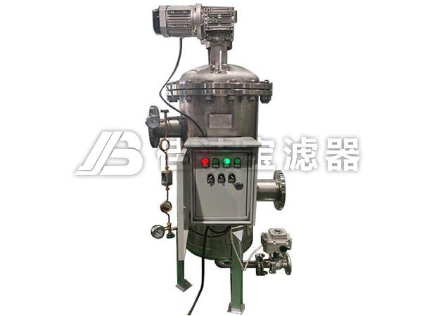 冷却塔水处理自清洗过滤器