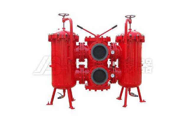 双筒大流量回油过滤器SDRLF-A系列