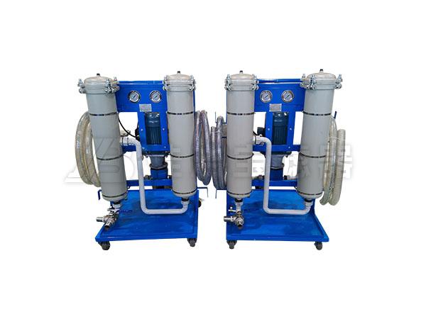 LYC-50*10B高精度移动滤油车