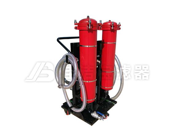 高精度双筒滤油机LYC-B系列