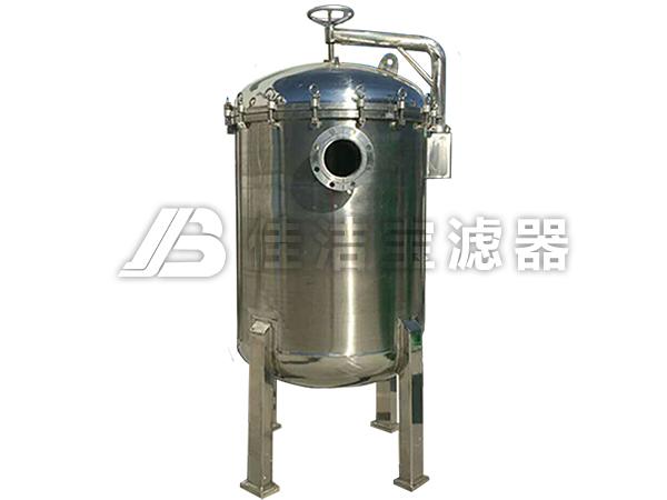 不锈钢水处理保安过滤器