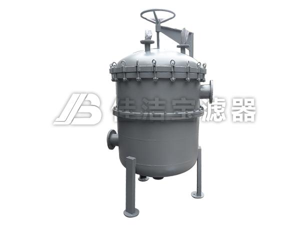 污水处理多袋式过滤器