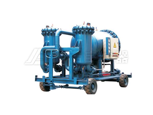 给水泵汽轮机润滑油滤油机