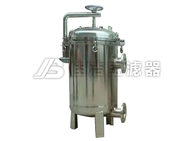 工业水处理袋式过滤器