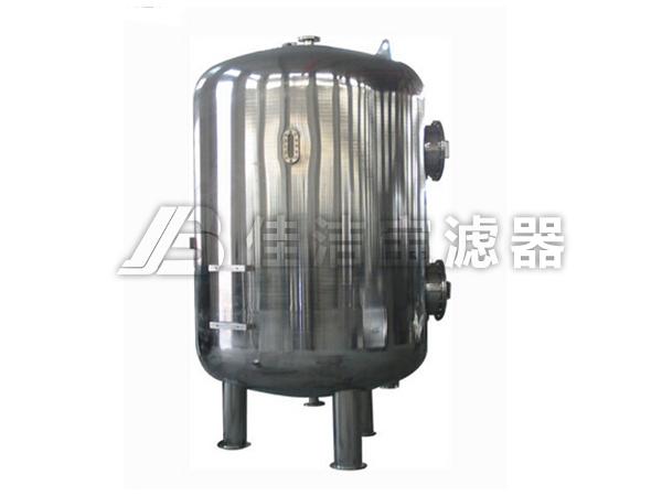 反渗透前预过滤玻璃钢多介质过滤器