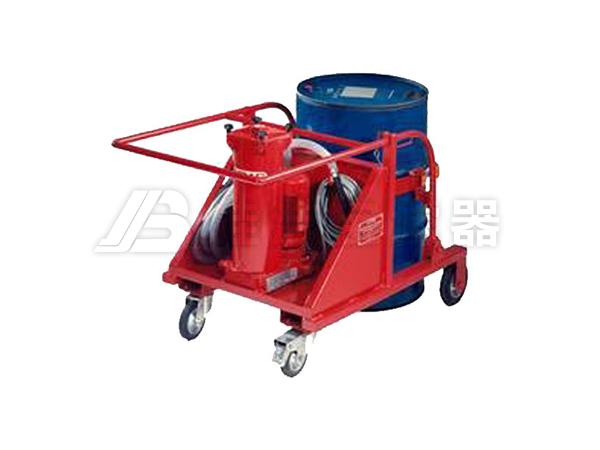 自带油箱型滤油车 LYC-CL系列