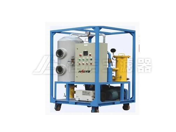 KQ-R系列磷酸酯抗燃油真空滤油机