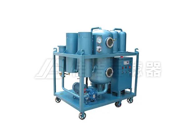 ZLYC-50高效双级真空滤油机
