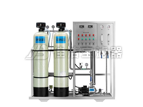 移动反渗透净水设备