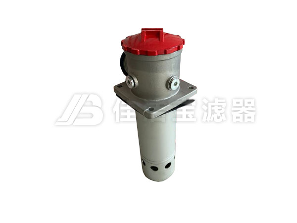 LXZS-160*20Y自封式磁性回油过滤器