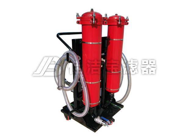高精度滤油机GJ-JJB100*3