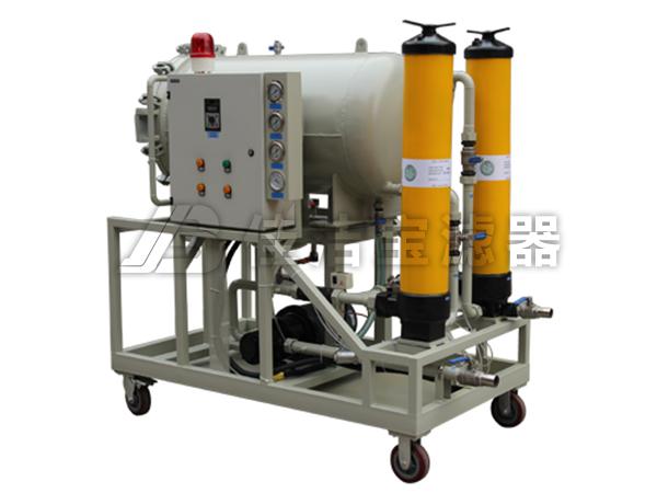 主变压器油滤油车