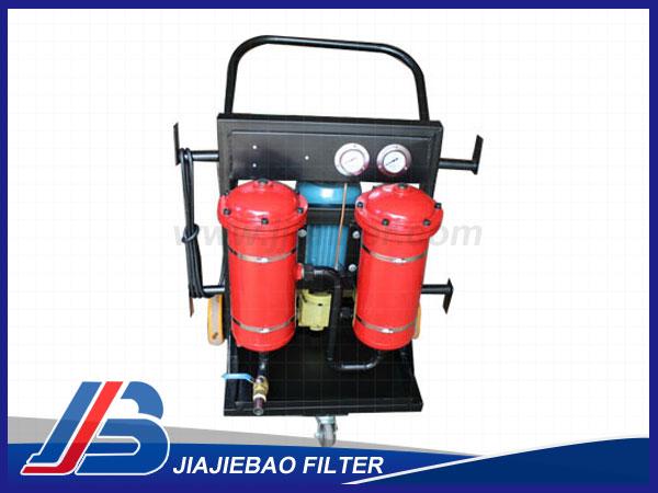 三级过滤高精度滤油机LYC-63B