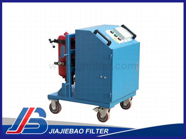 三级箱式滤油车LYC-60C