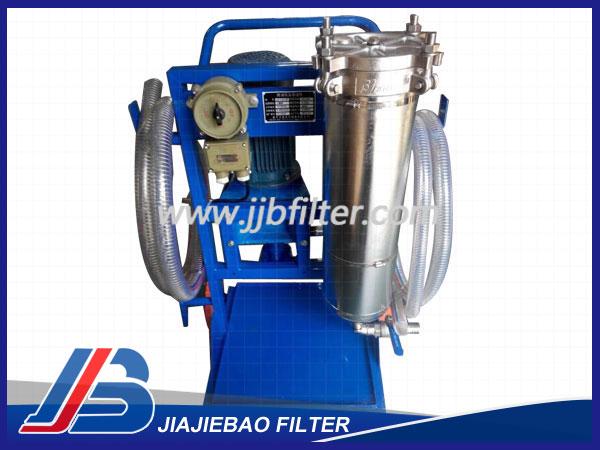 电厂专用抗燃油滤油机LFYC-50