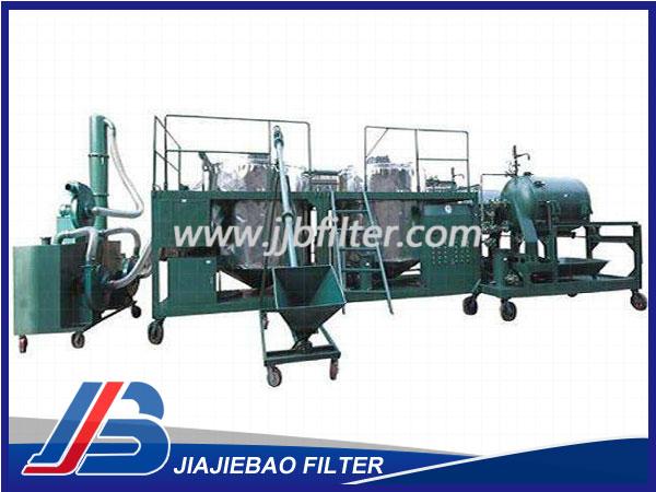 JJB-01废机油蒸馏废机油炼油设备