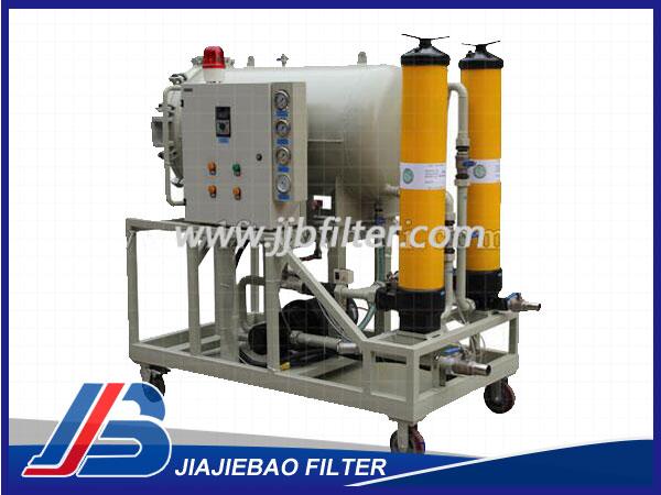 颇尔控制真空滤油机PLC系列