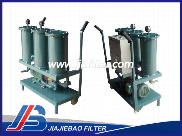 三级过滤滤油机LYC-100B